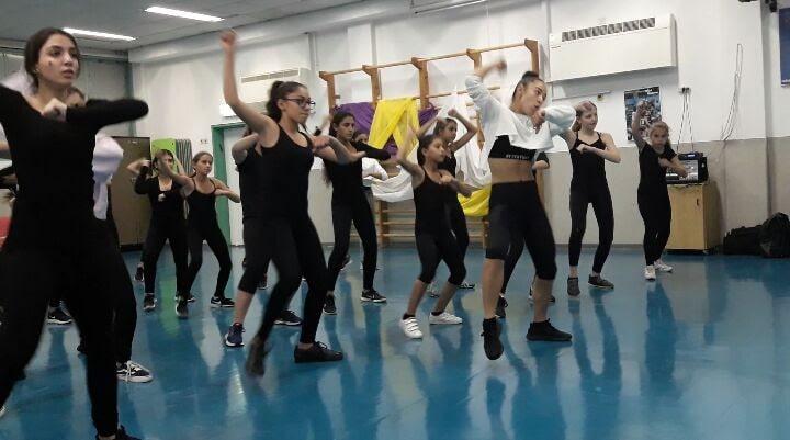 סדנת היפ-הופ עם סימור דניאל - זוכת התכנית 'רק רוצים לרקוד' - לילה לבן 2017