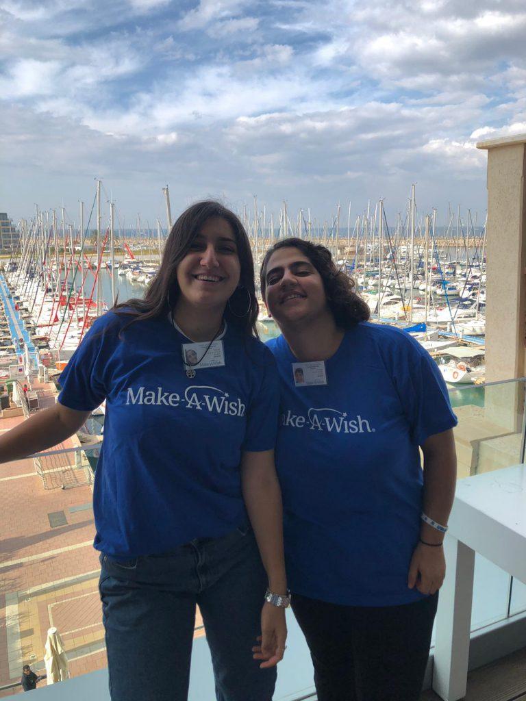 פרויקט להגשמת משאלות לילדים עם מחלה מסכנת חיים עם עמותת make a wish בכנס יזמות במלון ריץ קרלטון הרצליה